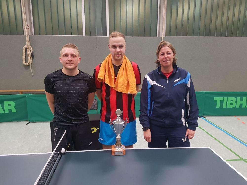 Hoffmeister verteidigt Heinz-Gerbeth-Pokal