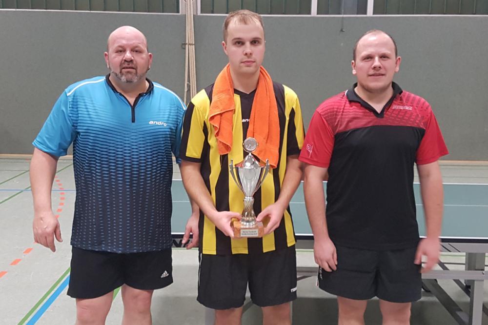Thomas Hoffmeister gewinnt den Gerbeth-Pokal