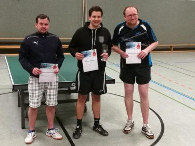 Hahn verteidigt Vereinsmeistertitel